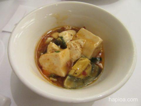欣葉 麻婆豆腐