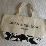 DEAN&DELUCA ハワイトートバッグ