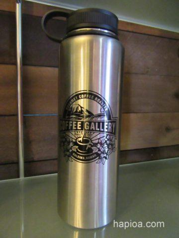 コーヒーギャラリー水筒